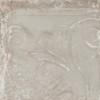 Giorbello Sassuolo Italian Tile in Marine Relief Design 3 Giorbello Sassuolo Italian Tile, 12 x 12, Grey Relief