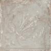 Giorbello Sassuolo Italian Tile in Marine Relief Design 2 Giorbello Sassuolo Italian Tile, 12 x 12, Grey Relief