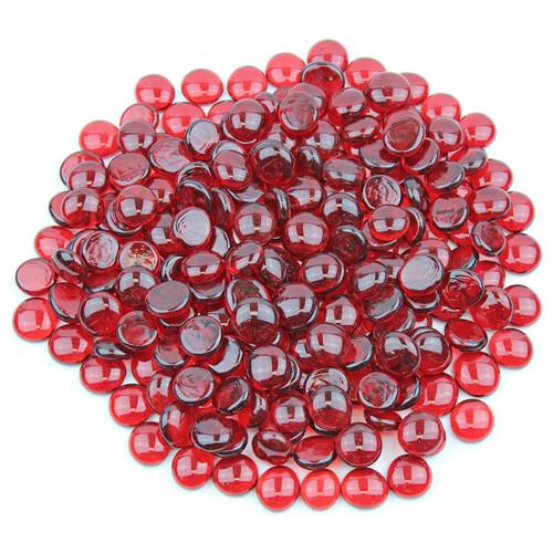 Glass Gems - Red