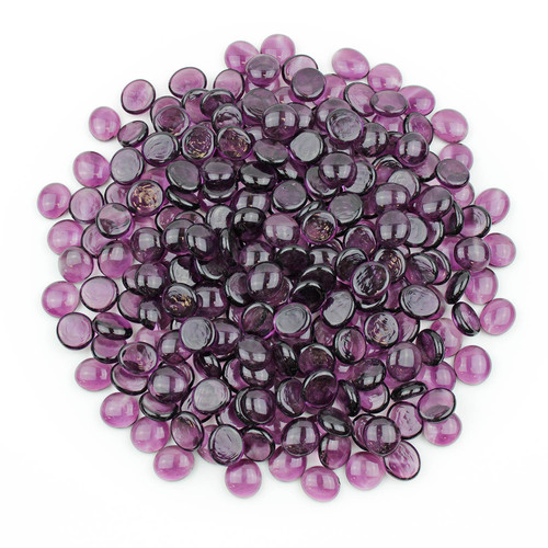 Glass Gems - Purple