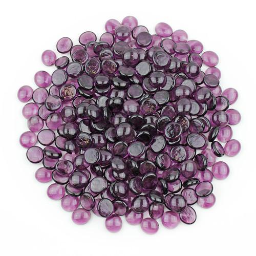Glass Gems - Purple