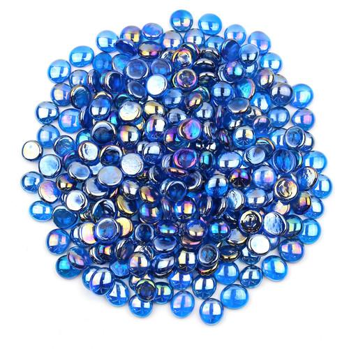 Glass Gems - Blue Luster