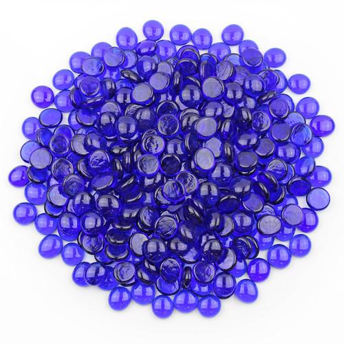 Glass Gems - Sapphire Blue