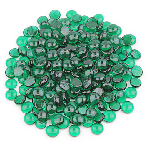 Glass Gems - Emerald Green