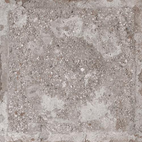 Giorbello Piazza Italian Tile in Rome Grey