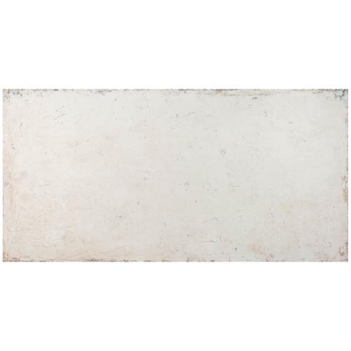 Giorbello Sassuolo Italian Tile, 4 x 12, White