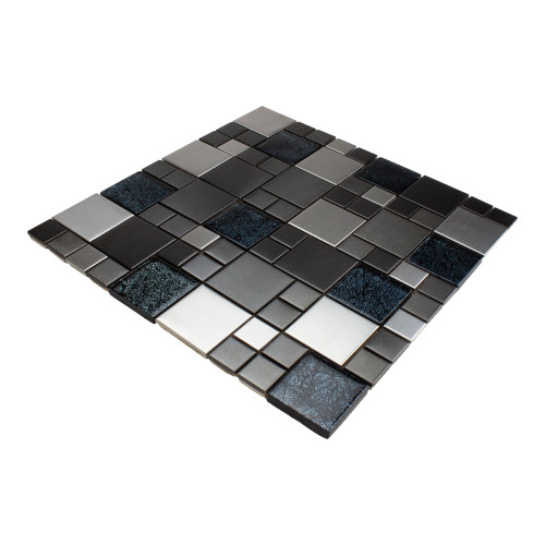 Side Angle View of Executive Suite Steel Tile