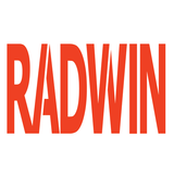 RADWIN 5000 HPMP HSU 525 SFF Series Subscriber Unit Radio with 23 dBi integrated antenna, supporting multi frequency bands at 5.xGHz up to 25Mbps net aggregate throughput, factory default 5.8GHz FCC/IC