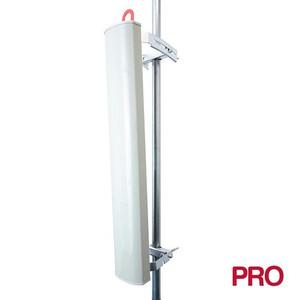 ProLine 3.5GHz to 4.2GHz 33 Degree Dual Slant Sector Antenna, 18.8 dBi, 4-Port