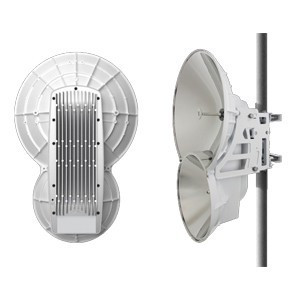 Ubiquiti Networks AirFiber24 - 24 GHz Point-to-Point 1.4+ Gbps Radio AF-24