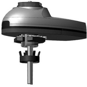 PCTEL Maxrad GPS+ Combo Antenna Stud Mount  Black