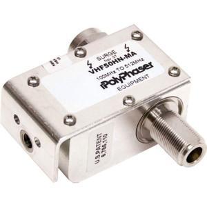 PolyPhaser VHF Combiner Arrestor  N/M to N/F