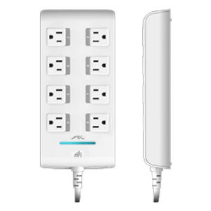 Ubiquiti mFi Power Controller with Wifi Connectivity 8-port