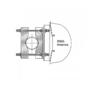 Amphenol Antenna Mtg. Bracket-Standard BCD