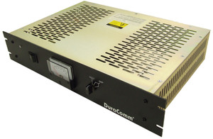 DuraComm Corp. Intelligent Rack Mount Battery Charger w/ Meter