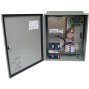 DuraComm Corp. Indoor/Outdoor AC-DC Wall Mount Power Supply 12v