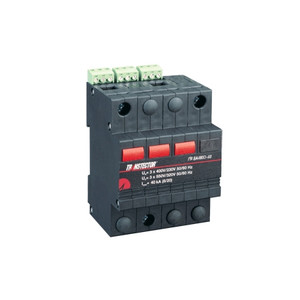 Transtector Systems  Inc. 480 VAC DIN Rail Surge Protection  I2R