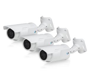 Ubiquiti UniFi 720P Indoor/Outdoor IP Video Camera - 3 Pack