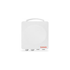 RADWIN 5000 HPMP HSU 525 SFF Series Subscriber Unit Radio Connectorized (2x N-type) 5.xGHz up to 25Mbps