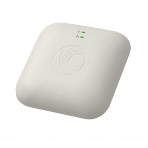 cnPilot E400 802.11ac Dual Band Wi-Fi Indoor Access Point with PoE Injector and CAT5 Ethernet Cable, FCC