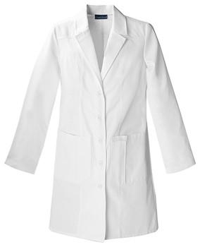 """Cherokee 36"""" Lab Coat for Women"""