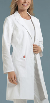 "Cherokee Women's 37"" Consultation Lab Coat"