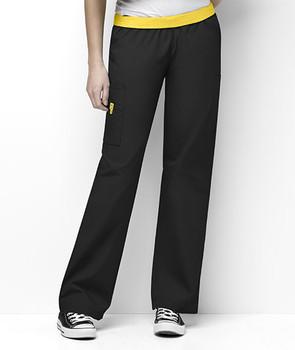 WonderWink Origins : Cargo Scrub Pants 5016 For Women*