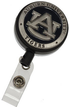 Auburn Retractable Badge Reel
