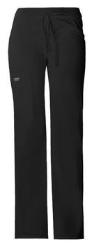Cherokee Core Stretch : Jr Fit Low Rise Drawstring Cargo Scrub Pants 24001 for Women*