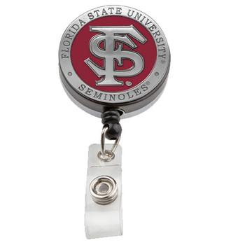 Florida State Retractable Badge Reel