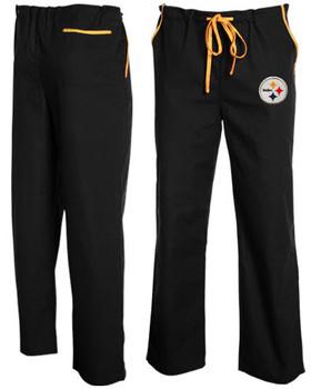 Pittsburgh Steelers NFL Scrub Pants