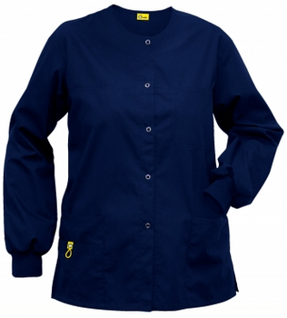 WonderWink Origins : The Delta 8006 Lab Coat For Men by Wonder Wink*