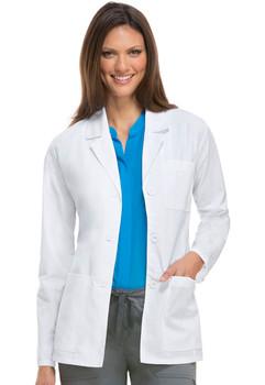 """Dickies 28"""" Lab Coat For Women"""