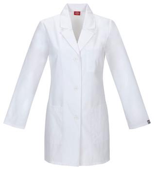 """Dickies 32"""" Lab Coat For Women"""