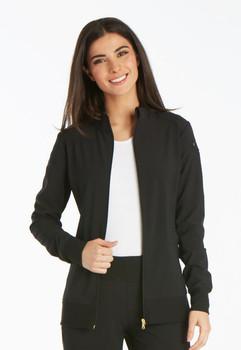 iFlex : Zip Front Warm-Up Jacket  For Women*