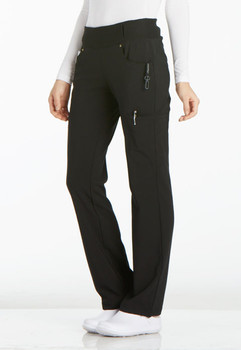 iFlex : Mid Rise Pull on Scrub Pant For Women*