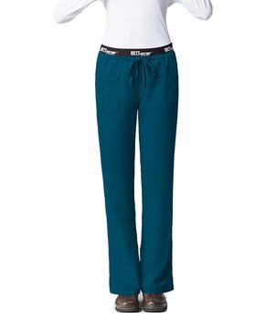 Active by Grey's Anatomy : Women's 3 pocket logo waistband Scrub Pant*
