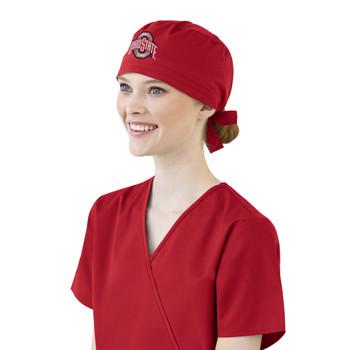 Ohio State Scrub Cap for Women*