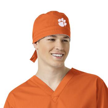 Clemson Officially Licensed Scrub Cap for Men*