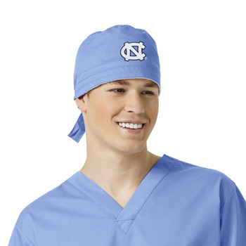 University of North Carolina Tar Heels Scrub Cap for Men