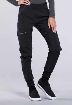 INFINITY : Mid Rise Antimicrobial Protection Tapered Leg Jogger Pant  For Women*