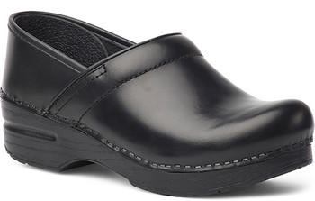 Dansko Women's Black Cabrio  Professional Shoe