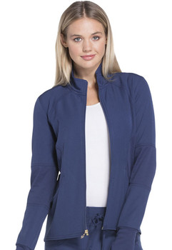 Heartsoul Break On Through : Zip Front Warm-Up jacket for Women*