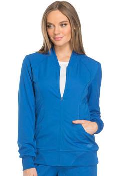 Dickies Dynamix : Zip Front Warm Up Jacket*