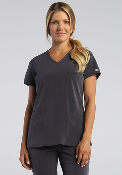 Elevate style 181001 by IRG : Women's V Neck Scrub Top*