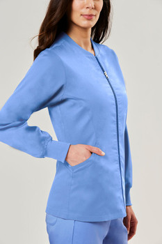 Edge by IRG : Women's zip front jacket style 2811*