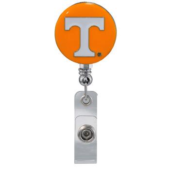 University of Tennessee Retractable Badge Reel - Licensed University of Tennessee Badge Reel