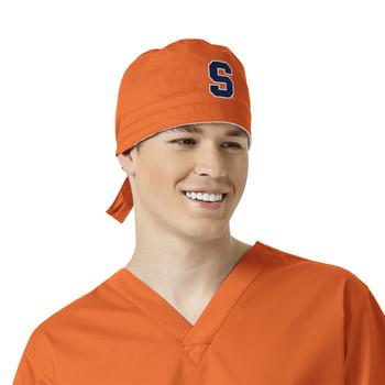 Syracuse Orange Scrub Cap for Men