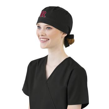 Rutgers Scarlet Knights Scrub Cap for Women