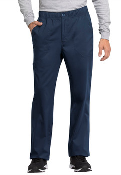 Cherokee Revolution Tech Men's Antimicrobial with Fluid Barrier Scrub Pant*